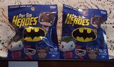 Batman Pint Size Heroes Lot#2 of 2 Sealed Bags