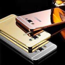 ALUMINIUM ULTRA-THIN MIRROR METAL CASE COVER FOR SAMSUNG GALAXY / APPLE iPHONE