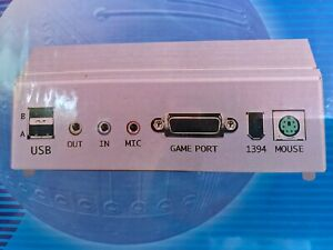 I/O Adapter Ex-10, by Lian Li ; Install Your Peripherals; New, Free Ship