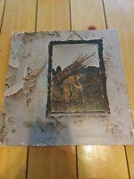 Led Zeppelin - IV Atlantic LP SD 7208 HARD ROCK STEREO GATEFOLD BLACK DOG