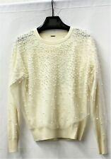 Elie Tahari Verna Sweater E86XA517 10628 Antique Size Medium