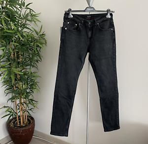 Brand New Gucci Men's Black Slim Fit Jeans