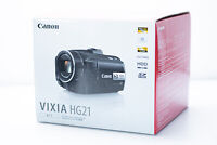 Canon VIXIA HG21 120GB High Definition Camcorder Kit, FREE BAG