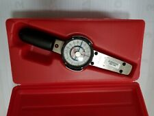 """New listing Proto J6169F Dial Torque Wrench 1/4"""" Drive"""