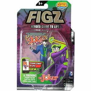FIGZ - The Joker - Collectable Figure Justice League - Dc Comics Series 1 Toy