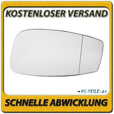 Spiegelglas für LANCIA MUSA 2004-2007 rechts Beifahrerseite asphärisch
