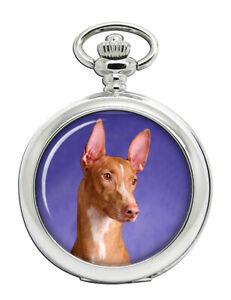 Pharaoh Hound Pocket Watch