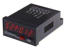 Kubler Brand 6 Digit LED Digital Counter 60kHz 10-30 VDC
