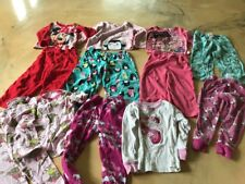 Size 3 T Pj Pajama Lot Unicorn Horse Monkey Minnie Mouse Dora Penquims