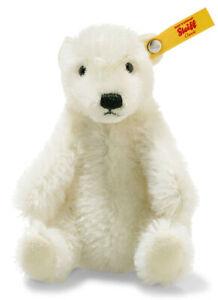 Steiff Polar Bear in Wildlife Gift box - classic mohair - 12cm - EAN 026690