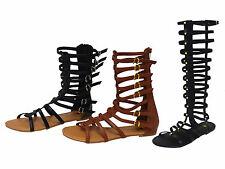 Markenlose Gladiator Schuhe für Damen