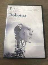 The Great Courses - Robotics - 4 DVD Set - Professor John Long, Vassar College