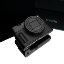 Gariz Leather half case Sony RX100M6 RX100VI 6th Gen HG-RX100M6BK Black
