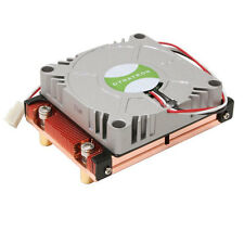 Dynatron H39G 70mm 2 Ball Copper Heatsink 1U CPU Cooler for Socket 771 Xeon CPU