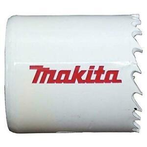 Makita D-25688 - Crown Bimetalica De 60 MM For Wood, Metal, Material Plastic