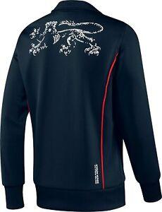 Rare Adidas UK Team Barclays South Africa 2010 Firebird Jacket P42159 Marine L