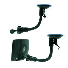 Brazo de succión ventana cuello de cisne flexible de montaje para TomTom GO 40 50 60