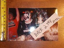 RARE OLD PHOTO INSANE CLOWN POSSE ICP TWIZTID BIG BALLAS XMAS CHRISTMAS PARTY #6
