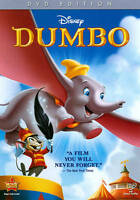 Dumbo (DVD, 2011, Dumbo DVD 70th Anniversary Edition New & Sealed Edition)