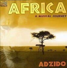 Journey African Music CDs & DVDs