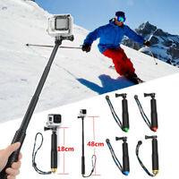 Wasserdicht Stativ Selfie Stick Foto Stange Monopod Für Gopro Hero SJ4000