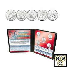 2007 Canadian Vancouver Winter Olympic Coin Collection Uncirculated Set (OOAK)