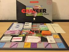 RARE TV DRAMA BOARD GAME - CHANCER- CENTRAL TV- RETRO TV BOARD GAME 90'S RETRO
