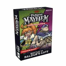 (NEW) Dungeon Mayhem: Battle for Baldur's Gate Expansion Pack D&D Card Game