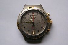 FOXHOUND Poljot 3133 Russian Mechanical chronograph aviator fliegerchrono mig-3