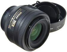 NIKON DX 35mm 1.8G + Hood ===Mint===