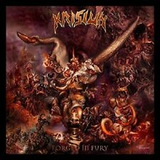 KRISIUN - FORGED IN FURY (LTD.EDT.)  CD NEW+