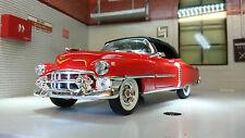 G LGB 1 24 Scale 1953 Cadillac Eldorado 22414 V Detailed Welly Diecast Model Car