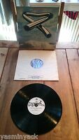 MIKE OLDFIELD Tubular Bells LP UK 1st PRESSA-2U/B-2U 1973 Virgin V2001 Laminated