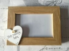 Unbranded Wooden Heart Photo & Picture Frames