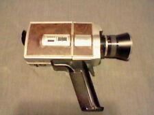 Emdeko Vintage WOODGRAIN Super-8 Reflex Zoom Camera ZL-7200