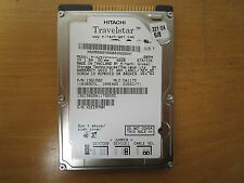 Hitachi 40GB IDE 2.5 Laptop Hard Disk Drive HDD HTS541040G9AT00 (I44)