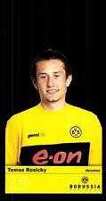 Tomas Rosicky Autogrammkarte Borussia Dortmund 2002-03 3. Karte + G 13609 OU