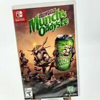 Oddworld: Munchs Oddysee (Nintendo Switch) Maximum Games LLC Max