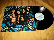 BANG TANGO Psycho Cafe ORIG 1st Press GOLD STAMP PROMO 1989 MCA 6300 VG+/ NM