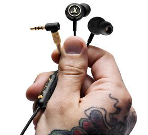 Marshall Mode EQ Headphones Schwarz / Gold, Gebraucht, Kopfhörer, EQ-Schalter