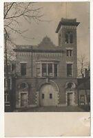 RPPC Goodwill Fire House #5, YORK PA Vintage Real Photo Pennsylvania Postcard
