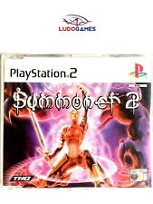 Summoner 2 PAL/EUR PS2 Promo Retro Playstation Videojuego Videogame Mint State
