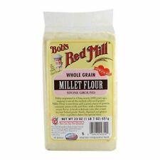 Bobs Red Mill | sans gluten Millet farine | 3 x 500 g
