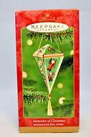 Hallmark - Memories of Christmas - Keepsake Ornament