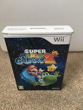 Super Mario Galaxy 2 Limited Edition + Tin - Nintendo WII - UNUSED, SEALED