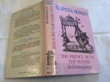 Elspeth Huxley The Prince Buys The Manor + ** SIGNED PHOTOGRAPH **