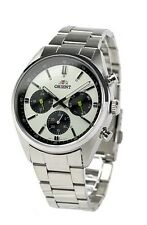 ORIENT Standard Neo 70's PANDA Quartz WV0011UZ Men's Watch New in Box