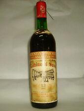 Rubino di Sava TA 1970 Vino Rosè Da Tavola da Collezione azienda vinicola Amada
