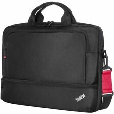 "Lenovo Essential Messenger Bag for 15"" Laptop - Black"