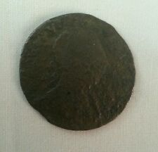 1776 us colonial machin's machins mills halfpenny coin MINTED IN USA